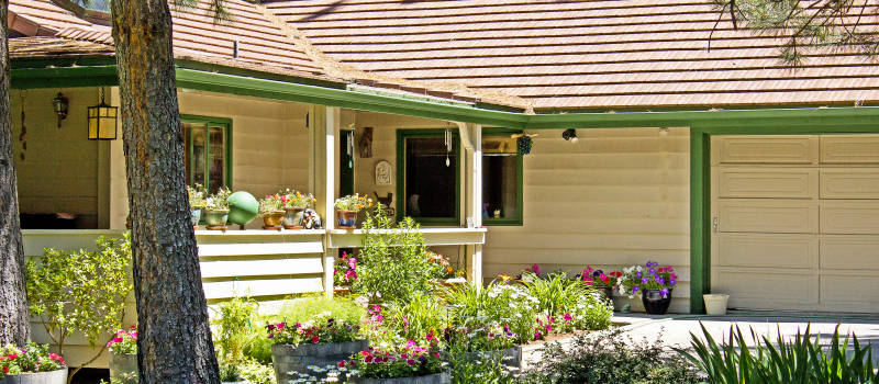 Spring Home Siding Cleaning