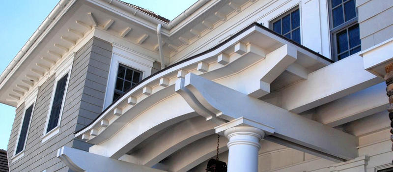 Trim Options for Your Home